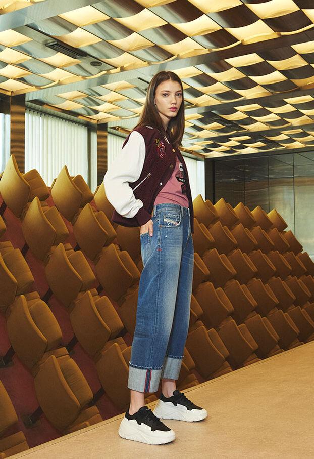 D-Reggy 009JX, Light Blue - Jeans