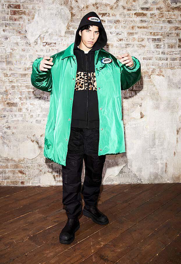W-KODYN, Green - Winter Jackets