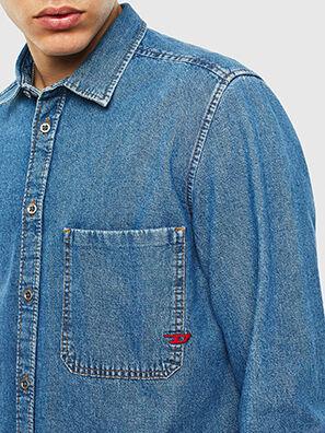 D-BER-P, Blue Jeans - Denim Shirts