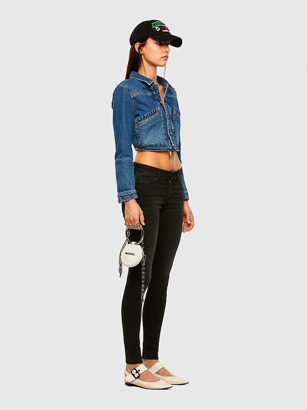 Slandy 069GG, Black/Dark grey - Jeans