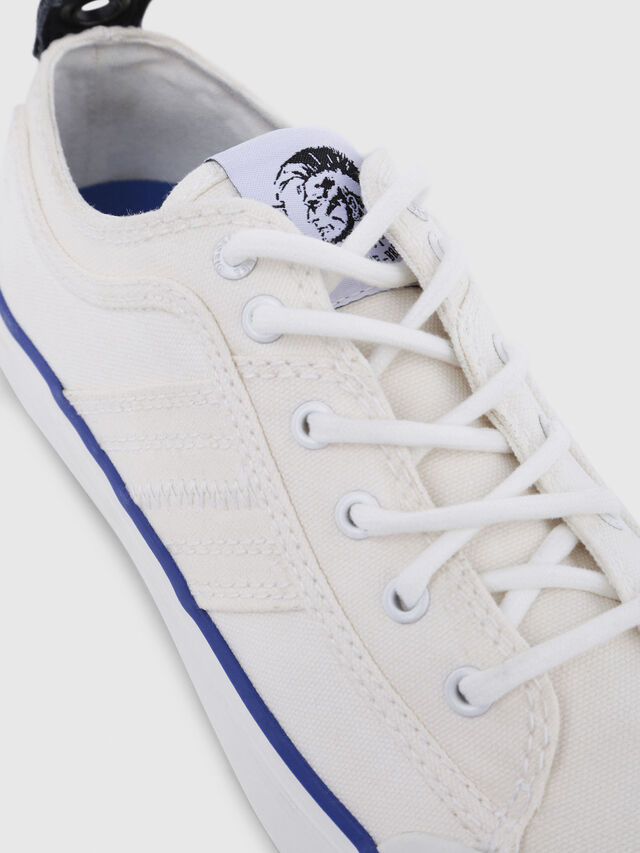 Diesel - S-ASTICO LC LOGO W, White - Sneakers - Image 5
