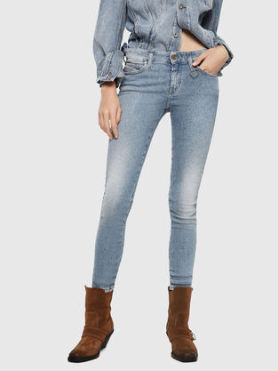 Slandy 085AC, Light Blue - Jeans