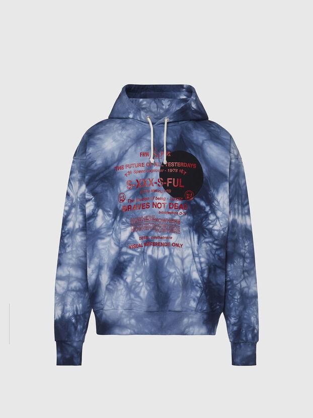 S-MOONY, Blue - Sweaters