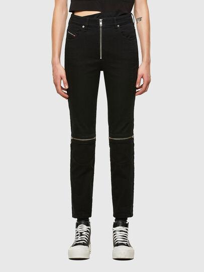 Diesel - D-Joy 0688H, Black/Dark grey - Jeans - Image 1
