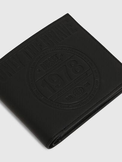 Diesel - HIRESH S MC, Black - Small Wallets - Image 5