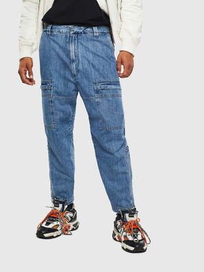 D-Luks 009CL, Light Blue - Jeans