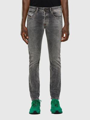 Sleenker 009FW, Light Grey - Jeans
