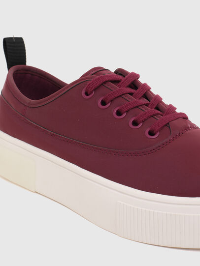 Diesel - S-VANEELA LOW, Bordeaux - Sneakers - Image 4