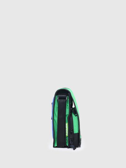Diesel - ANKO WP, Green/Blue - Crossbody Bags - Image 3