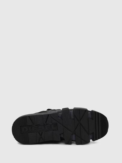 Diesel - H-PADOLA LOW S, Black - Sneakers - Image 5