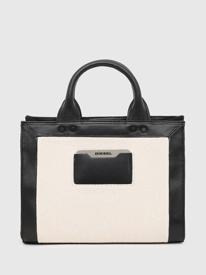 Diesel - SANBONNY SPF, Black/White - Satchels and Handbags - Image 2