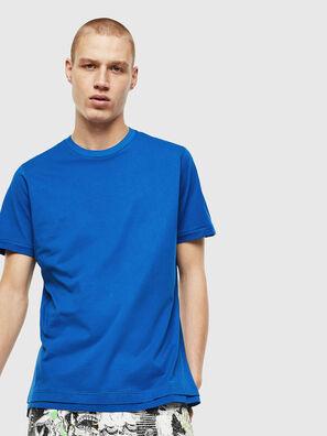 T-DIAMANTIK-NEW, Blue - T-Shirts