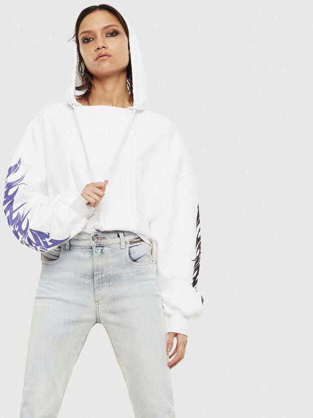 F-KREEN, White - Sweaters