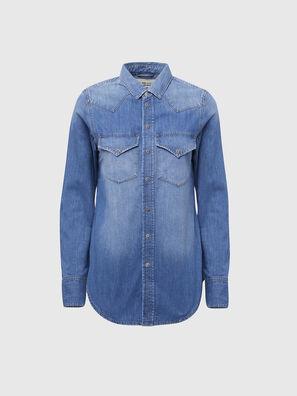 DE-RINGY, Light Blue - Denim Shirts