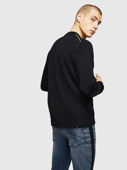Diesel - K-LUISS, Black - Knitwear - Image 2