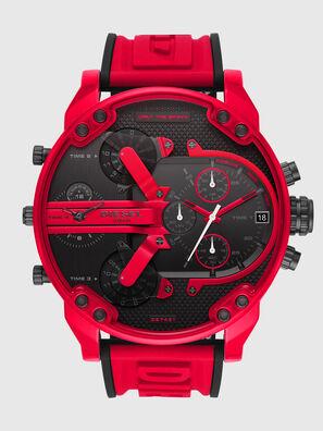 DZ7431, Red - Timeframes
