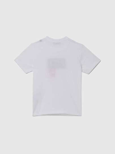 Diesel - TUDARICAT, White - T-shirts and Tops - Image 2