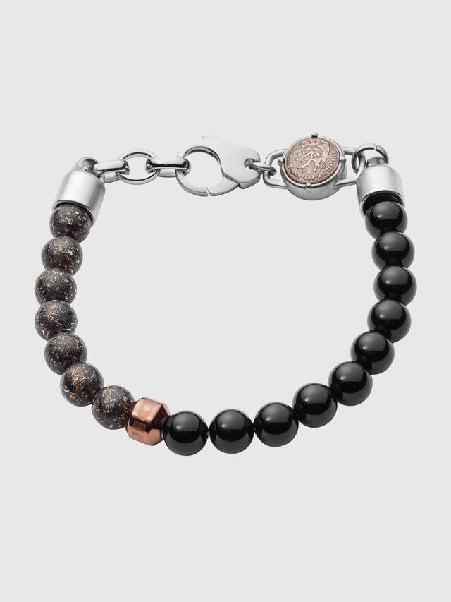 Diesel - DX1076, Black - Bracelets - Image 1