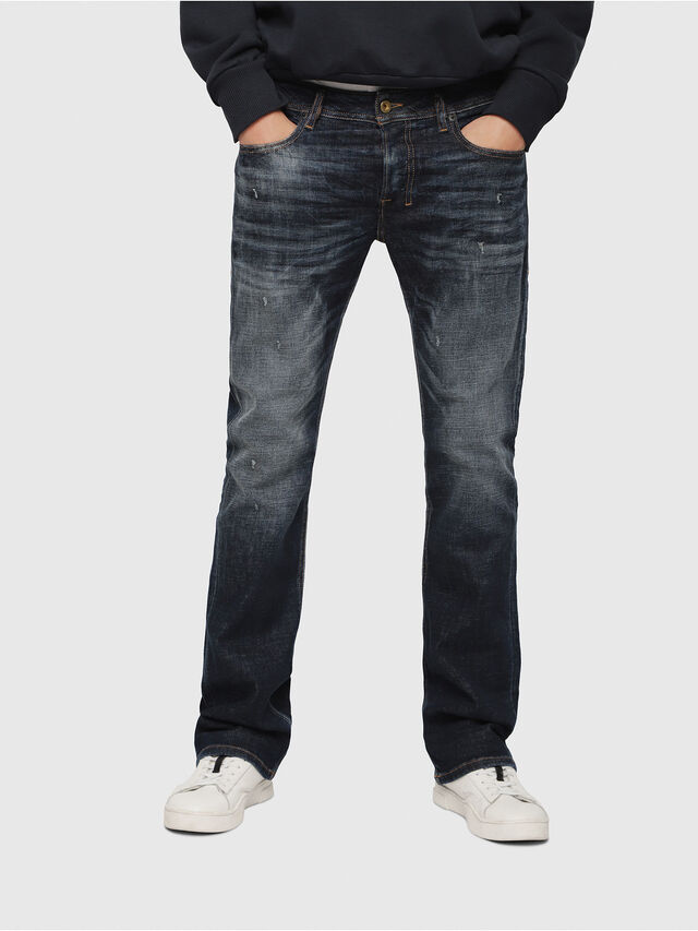 Diesel - Zatiny 087AT, Dark Blue - Jeans - Image 1