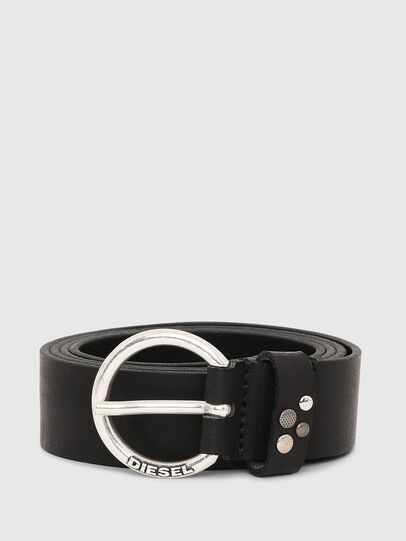 Diesel - B-WANNA, Black - Belts - Image 1