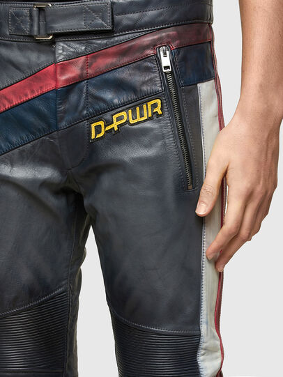 Diesel - P-POWER, Black - Pants - Image 3