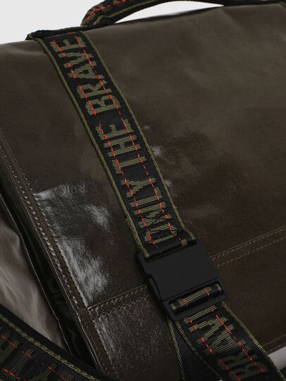 Diesel - MARBOL, Olive Green - Crossbody Bags - Image 6