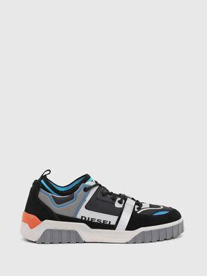 S-RUA SL LOW, Black - Sneakers