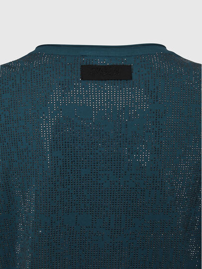 Diesel - D-ARY-E1, Water Green - Dresses - Image 4