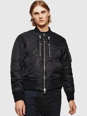 W-BOM, Black - Jackets