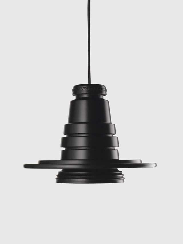 Living TOOL GRANDE SOSP, Black - Hang Lighting - Image 1