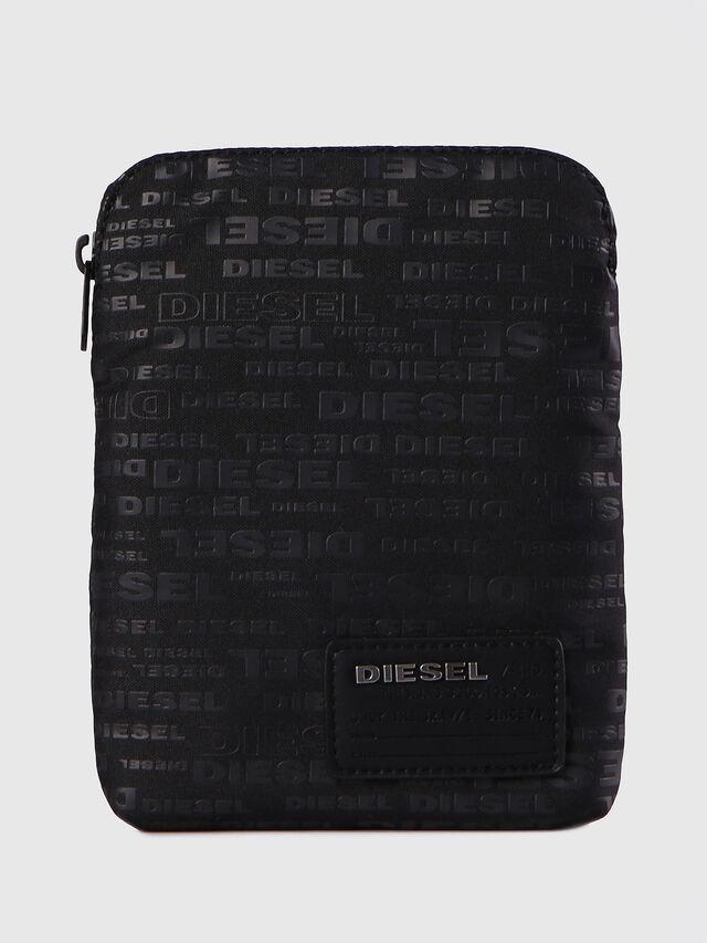 Diesel F-DISCOVER SMALLCROS, Black - Crossbody Bags - Image 1