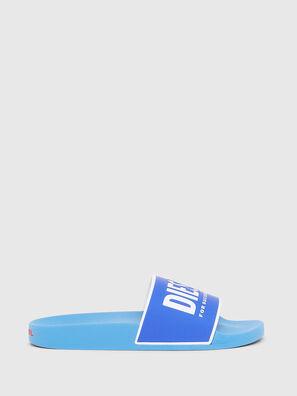 SA-VALLA, Azure - Slippers