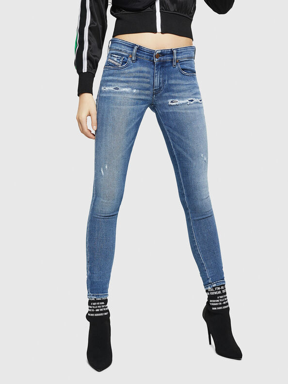 Slandy Low 083AP,  - Jeans