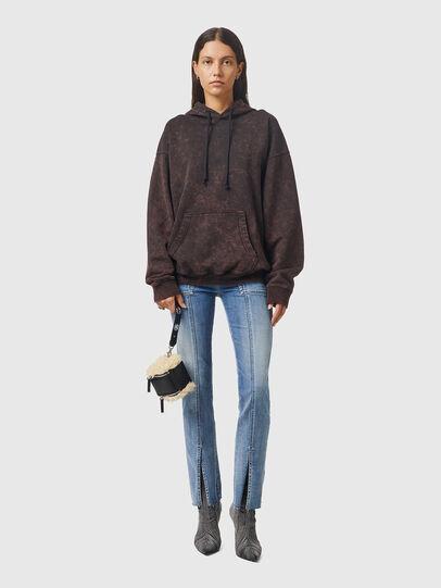 Diesel - S-UMMER-B6, Brown - Sweaters - Image 8