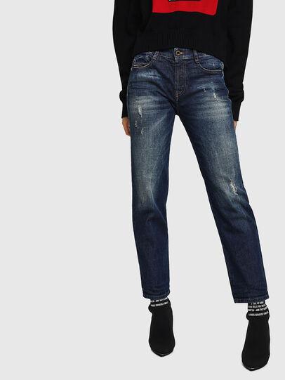 Diesel - D-Rifty 089AL, Dark Blue - Jeans - Image 1