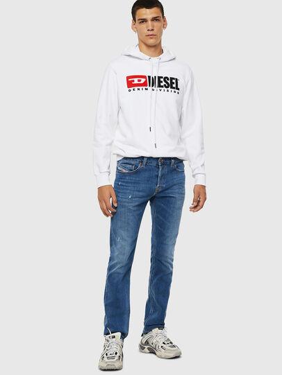 Diesel - Safado 083AX, Light Blue - Jeans - Image 6