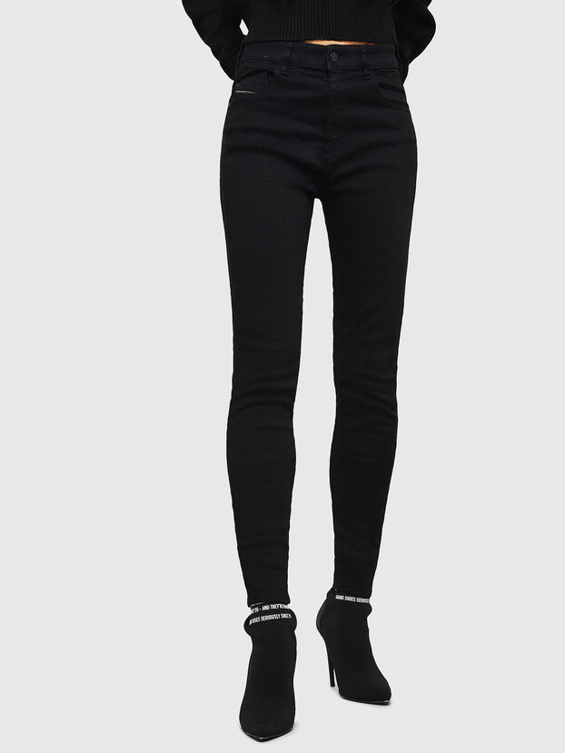 Slandy High 069EF,  - Jeans