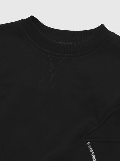 Diesel - SMONDY, Black - Sweaters - Image 5