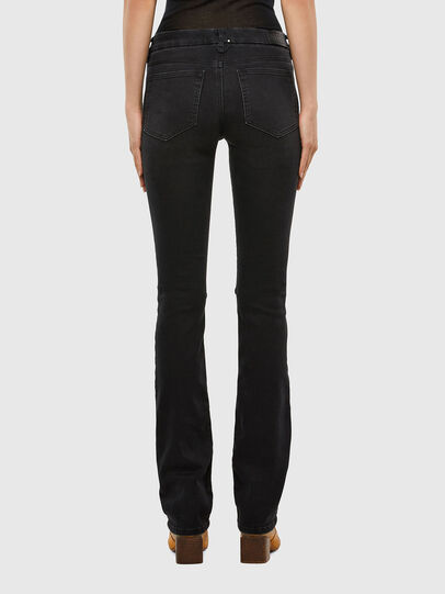 Diesel - Slandy-B 069QN, Black/Dark grey - Jeans - Image 2