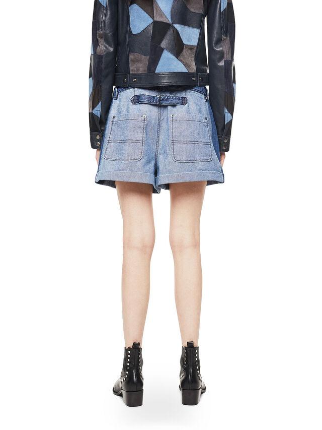 Diesel - SHANTELLE, Blue Jeans - Shorts - Image 2