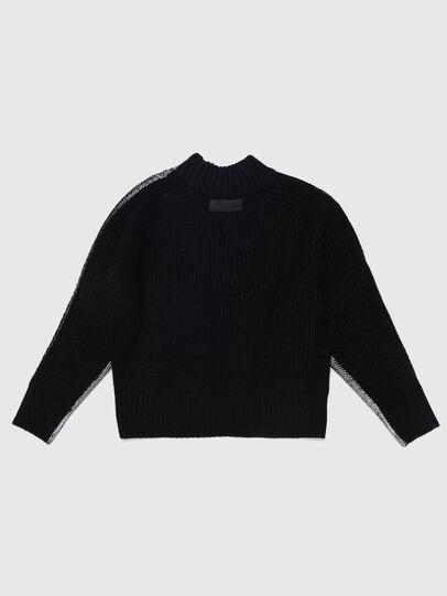 Diesel - KFOLLYA, Black - Knitwear - Image 2