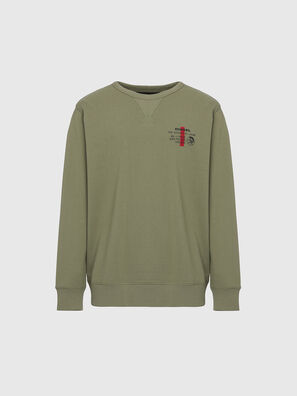 UMLT-WILLY, Olive Green - Sweaters