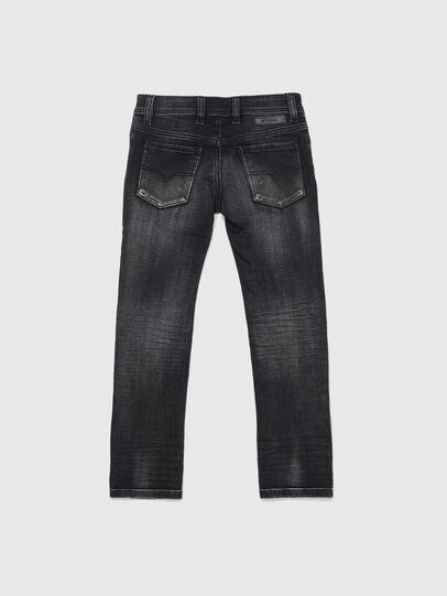 Diesel - SLEENKER-J JOGGJEANS-N, Black/Dark grey - Jeans - Image 2