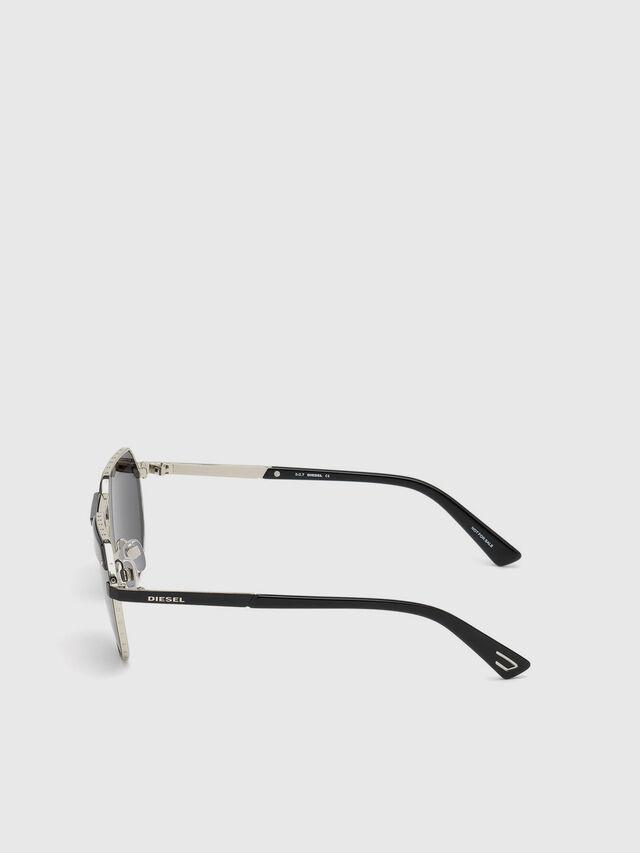 Diesel - DL0260, Black - Sunglasses - Image 3