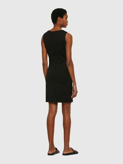 Diesel - D-HEVA, Black - Dresses - Image 2