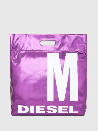 Diesel - F-LITT-HER M, Violet - Shopping and Shoulder Bags - Image 1