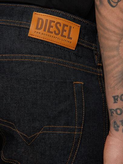 Diesel - Zatiny 009HF, Dark Blue - Jeans - Image 4