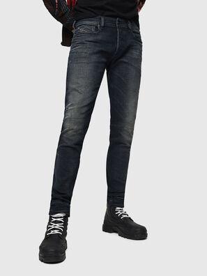 Sleenker 0870J, Black/Dark grey - Jeans