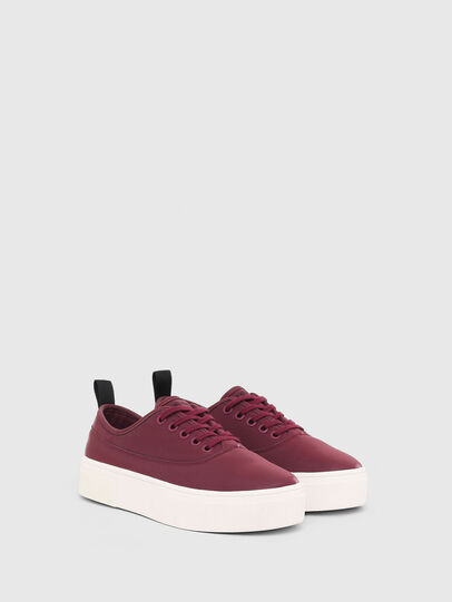 Diesel - S-VANEELA LOW, Bordeaux - Sneakers - Image 2