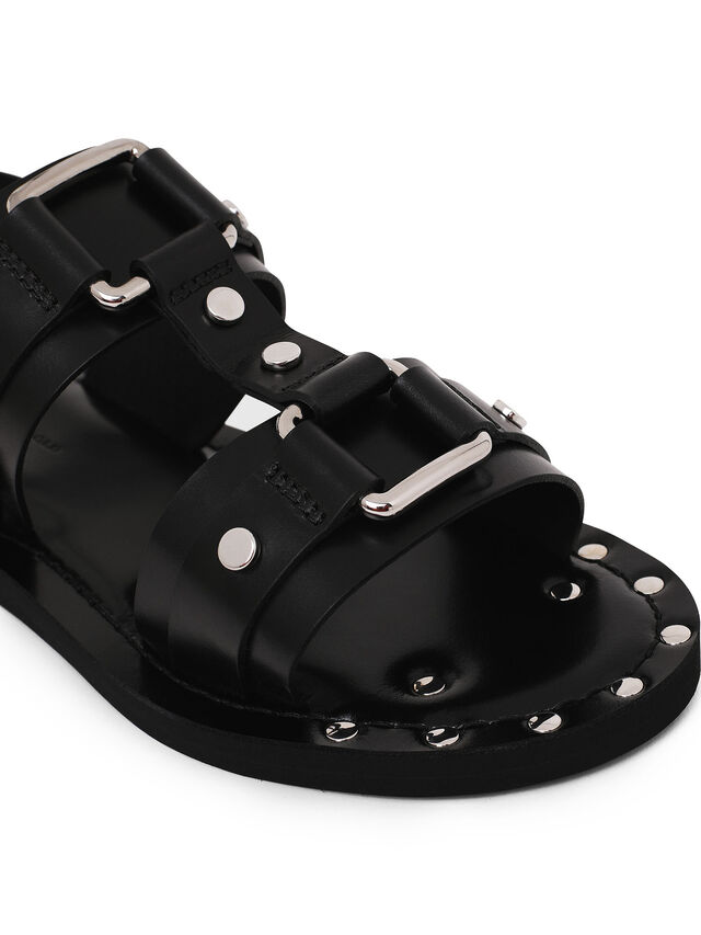 Diesel - SS19-5, Black - Sandals - Image 4